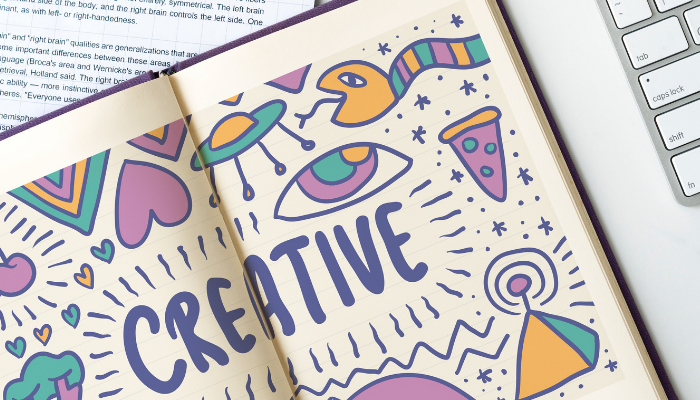 8 ways to boost your mental health with creativity.